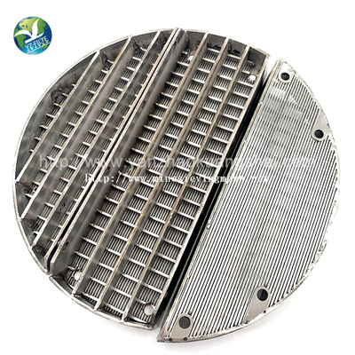 Stainless Steel Filter Wedge Wire Mesh sieve plate